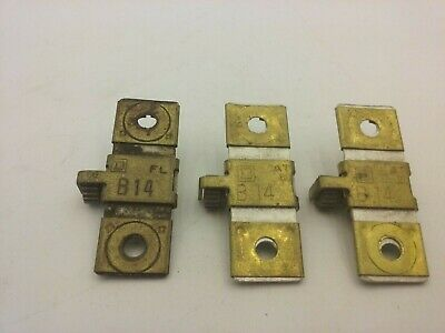 Square D B14 Overload Relay Thermal Unit B 14