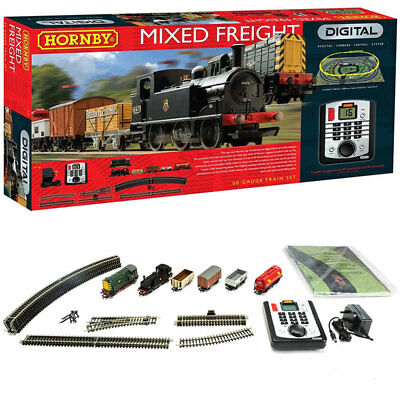 HORNBY Digital Set R1126 Mixed Freight Train Set