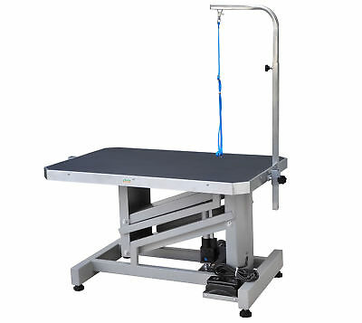 """Go Pet Club 36"""" Electronic Motor Grooming Table"""
