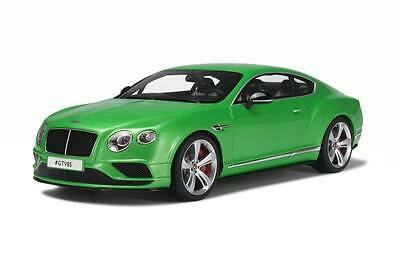 GT Spirit 2015 BENTLEY CONTINENTAL GTV8 S COUPE Limited pcs 1:18*New Item!