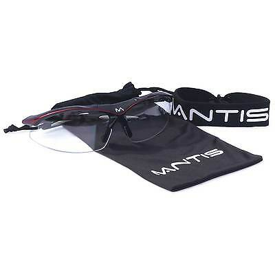 Mantis Protective Squash Eyewear With Head Strap Eye Protector rrp£25