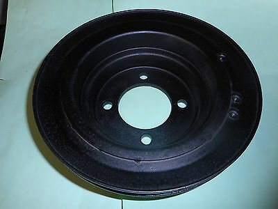 1971 1972 Ford Mustang Torino 351C 351W 2 Groove Lower Crankshaft Pulley