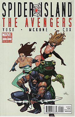 Spider-Island: The Avengers No.1 / 2011 One-Shot