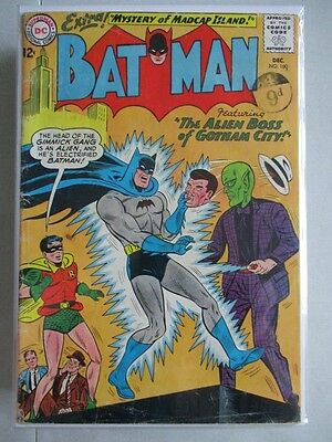 Batman Vol. 1 (1940-2011) #160 VG (Cover Detached)