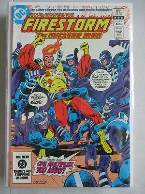 Firestorm - The Nuclear Man (1982-1990) #15 FN/VF