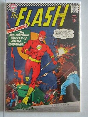 Flash Vol. 1 (1959-1985) #170 VG+
