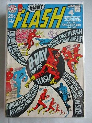Flash Vol. 1 (1959-1985) #187 VG- (Tape on Spine)