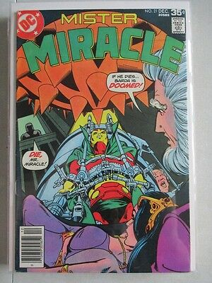 Mister Miracle Vol. 1 (1971-1978) #21 VF