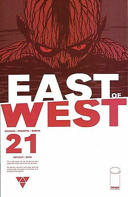 East Of West #21 (NM)`15 Hickman/ Dragotta