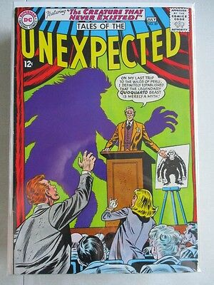 Tales of the Unexpected (1956-1968) #89 VF+