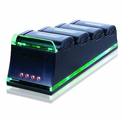 dreamGEAR Quad Dock Pro Battery Charger for XBOX 360 (DG360-1710)