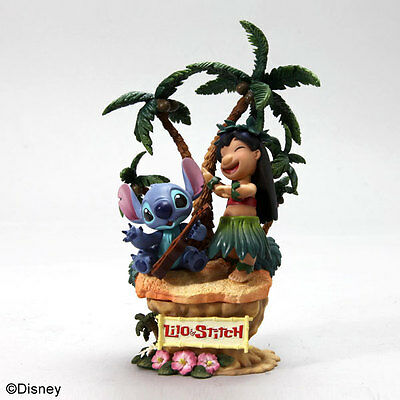 Square Disney Characters Formation Arts Lilo & Stitch #29 They are Family