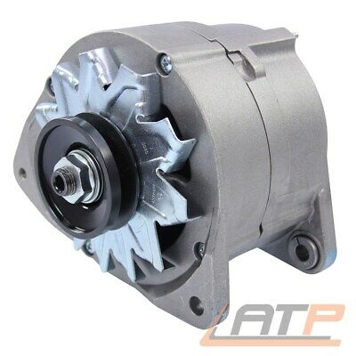 1x LICHTMASCHINE GENERATOR 115-A AUDI 90 B2 B3 2.0-2.3 COUPE 1.8 2.2 GT 2.3 85-
