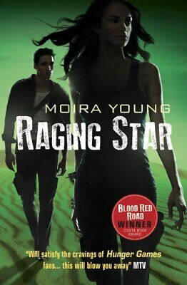 Raging Star (Dustlands 3), Young, Moira Book The Cheap Fast Free Post