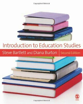 Introduction to Education Studies (Paperback) by Steve Bartlett 1412921945