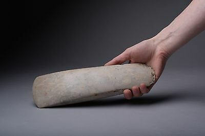 Neolithic Stone Age Polished Ceremonial Axe - 3000 BC