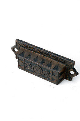 Drawer pull or window Lift Eastlake Cast Iron Antique Hardware AH02151605