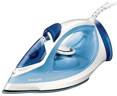 Philips GC2040/20 EasySpeed 2100W Steam Iron with 100g Steam Boost *Blue* B+