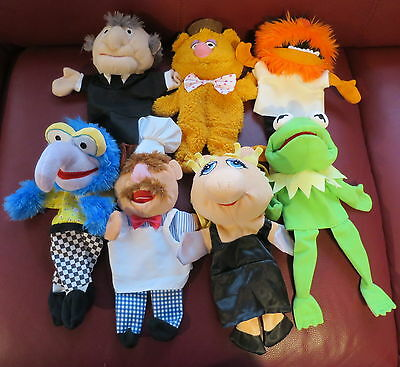 "Werbefigur Handpuppe "" The Muppets "" Albert Heijn Holland Fremdfiguren"