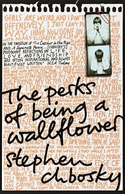 The Perks of Being a Wallflower, Chbosky, Stephen Paperback Book The Cheap Fast