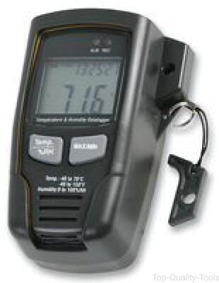 DATALOGGER, TEMP AND HUMIDITY - Part Number IN05692