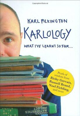 Karlology by Pilkington, Karl Hardback Book The Cheap Fast Free Post