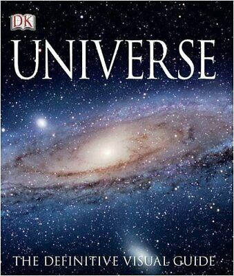 Universe: The Definitive Visual Guide (Astronomy) by Robert Dinwiddie Hardback