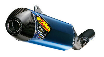 FMF Factory 4.1 RCT Slip-On Exhaust TI Carbon Fiber For Yamaha YZ450F 2011-2013