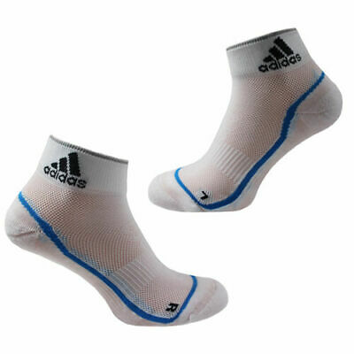 Adidas Adizero Thin Cushion Kids Boys  Running Ankle Socks F78049 EE12
