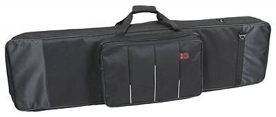 New Kaces Xpress Series Deluxe Travel Keyboard Case Bag 61 Note Model 13-Kb