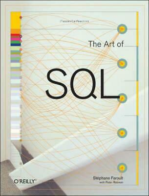 NEW The Art of SQL by Stephane Faroult Paperback Book (English) Free Shipping
