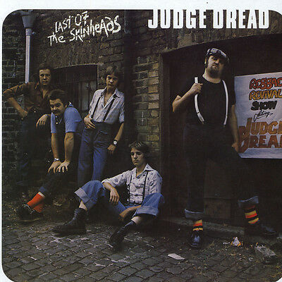 Judge Dread - Last Of The Skinheads (Vinyl LP - 2010 - EU - Original)