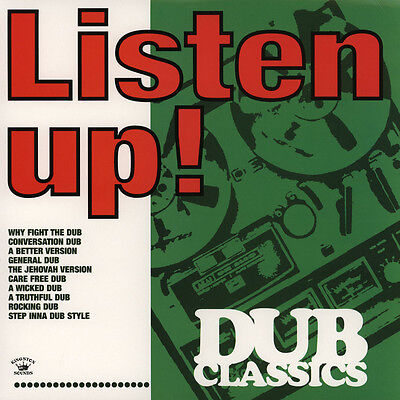 V.A. - Listen Up! Dub Classics (Vinyl LP - 2012 - UK - Original)