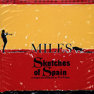 Miles Davis - Sketches of Spain (Vinyl LP - 1960 - US - Reissue)