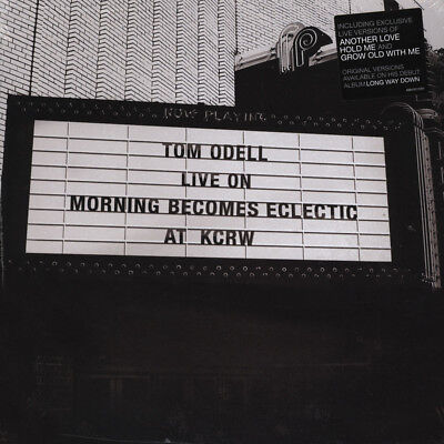 "Tom Odell - Live On Morning Becomes Eclectic (Vinyl 10"" - 2013 - US - Original)"