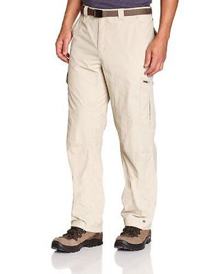 Columbia Silver Ridge Pantalon Homme Fossil FR : XS Taille Fabricant : 30 NEUF