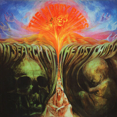 Moody Blues - In Search Of The Lost Chord (Vinyl LP - 1968 - US - Reissue)