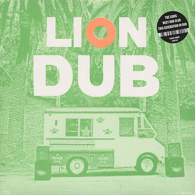 Lions, The Meet Dub Club - This Generation In (Vinyl LP - 2014 - US - Original)