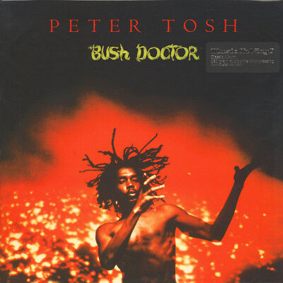 Peter Tosh - Bush Doctor (Vinyl LP - 1978 - EU - Reissue)