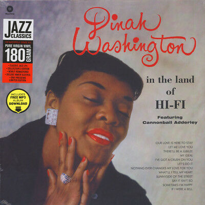 Dinah Washington - In The Land Of Hi-Fi (Vinyl LP - 2014 - EU - Original)