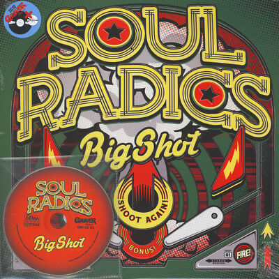 Soul Radics - Big Shot (Vinyl LP - 2015 - EU - Original)
