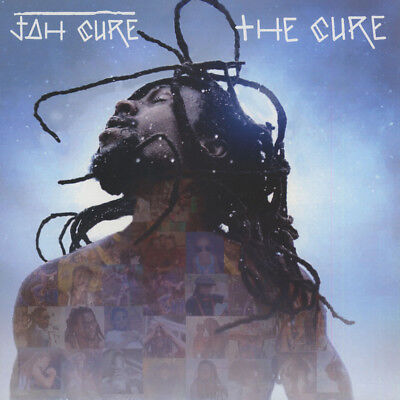 Jah Cure - The Cure (Vinyl LP - 2015 - EU - Original)