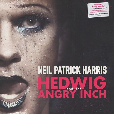 Hedwig & The Angry Inch / O.b.c.r. - Original Broadway Cast Recording US 2LP
