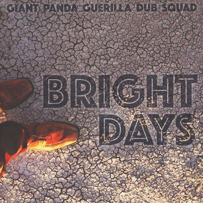 Giant Panda Guerilla Dub Squad - Bright Days (Vinyl LP - 2015 - US - Original)