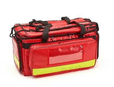 Medical Trauma Bag - Waterproof/Wipe clean (Red) ** STOCK CLEARANCE**