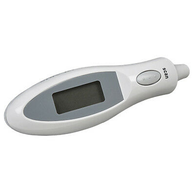 LCD Digital Infrarot Ohr Fieberthermometer In Ear IR Thermometer Baby Kinder