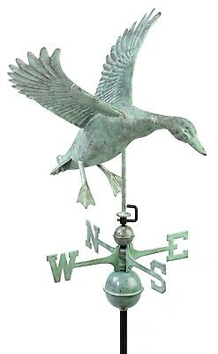 Good Directions Landing Duck Weathervane