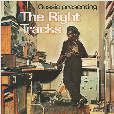 Gussie Clark - Gussie Presenting: The Right Tr (Vinyl LP - 2014 - UK - Original)
