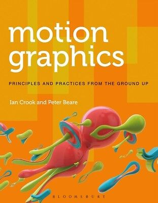 Motion Graphics (Required Reading Range) (Paperback), Crook, Ian,...