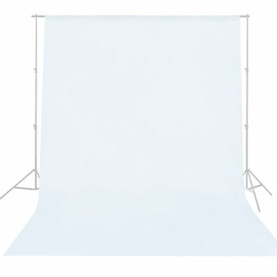 10' x 20' White Muslin Backdrop Photo Studio Photography Background US SELLER